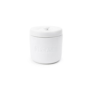 Grease 1 qt. Kitchen Canister