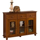 Michigamme 3 Drawer Accent Cabinet