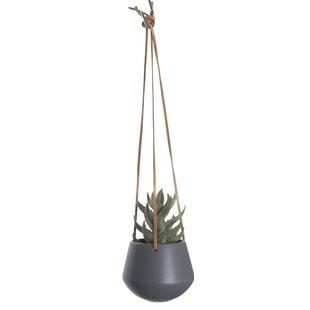 Ceramic Hanging Basket By Present Time