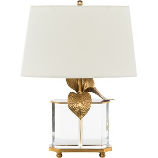 Cattleya Orchid 20 Table Lamp