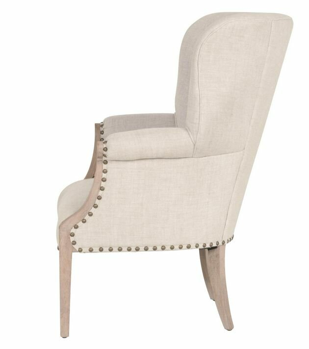 Angecourt Wingback Chair.