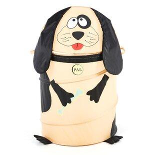 Redmon for Kids The Original Bongo Bag Dog Pop Up Hamper