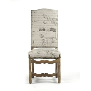 Delmont Upholstered Dining Chair by Zentique Inc.
