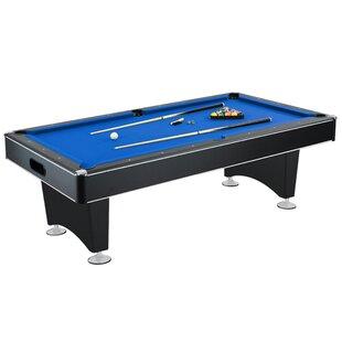 Hustler 7.3' Pool Table By Hathaway Games
