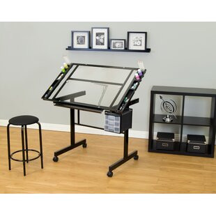 Look for Vision Drafting Table and Stool ByStudio Designs