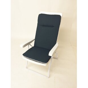 Piped Reversible Recliner Cushion By Sol 72 Outdoor
