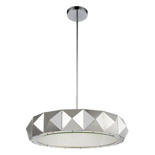 CWI Lighting Rigelle 12-Light LED Chandel..