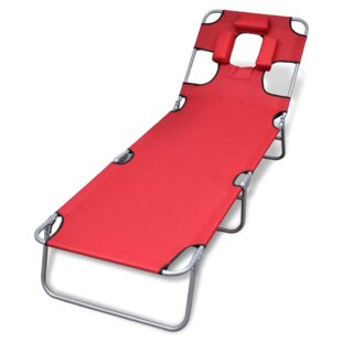 Sun Lounger By Sol 72 Outdoor