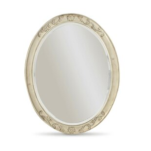 Best Price Ackerman Oval Wall Mirror By One Allium Way