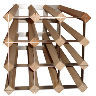 Cellar Trellis 9 Bottle Tabletop Wine Rac..