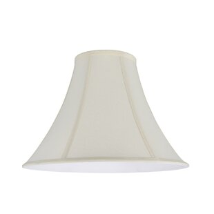 Compare & Buy 16 Cotton Bell Lamp Shade By Aspen Creative Corporation