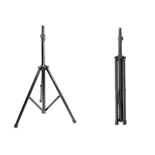 Tripod Adjustable Height Speaker Stand by Symple Stuff