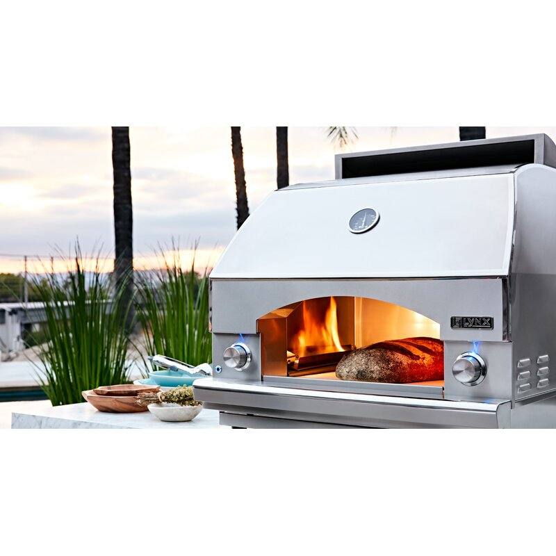 Freestanding Napoli Outdoor Pizza Oven™