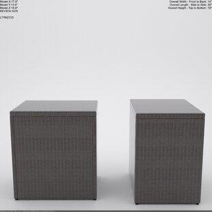 Belton Wicker/Rattan Side Table
