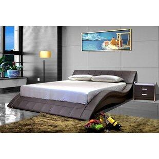 Anglo Upholstered Platform Bed