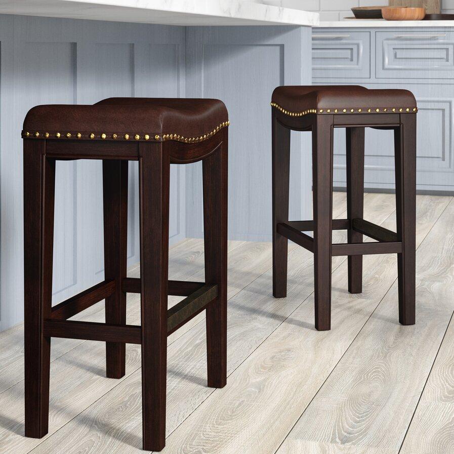 farmhouse bar stools birch lane
