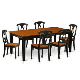 Pilger Modern 7 Piece Dining Set by Augus..