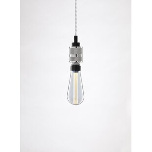 Williston Forge Chalker 1-Light Bulb Pend..