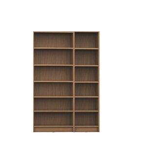 Gabriela 2 Piece Standard Bookcase by Latitude Run Purchase