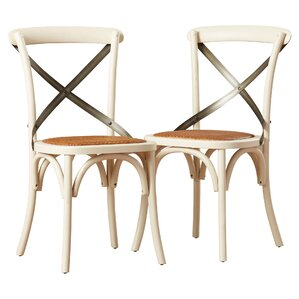 Argyle Solid Wood Dining Chair (Set of 2) by One Allium Way