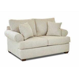 Colleen Loveseat by Wayfair Custom Uphols..