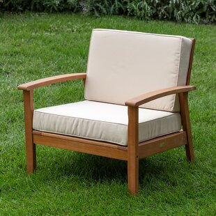 Buecker Deep Seat Chair with Cushions