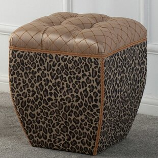 Webster Ottoman by Bloomsbury Market