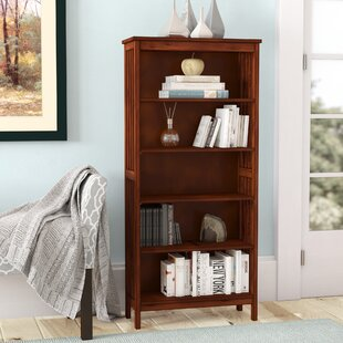 Media Standard Bookcase by Andover Mills