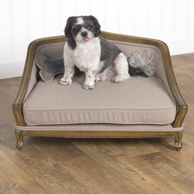 D Art Collection Trevor Dog Sofa >> Archie Oscar Anita Sophisticated Decorative Dog Sofa With Arched