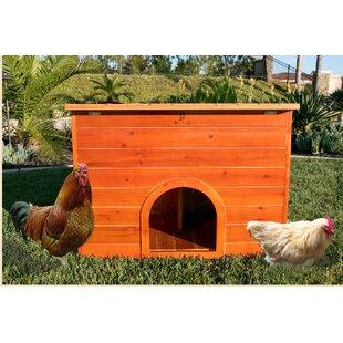 Iorio Wood Nesting Hutch By Tucker Murphy Pet