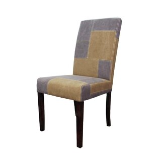 Linen Upholstered Dining Chair by MOTI Furniture