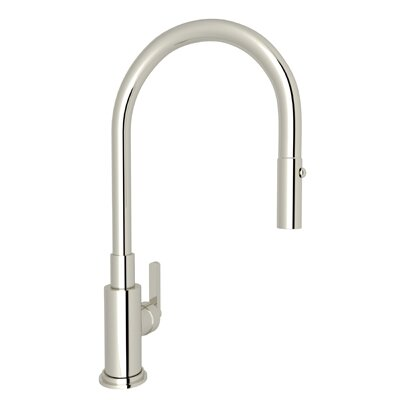 Polished Nickel Kitchen Faucets Perigold
