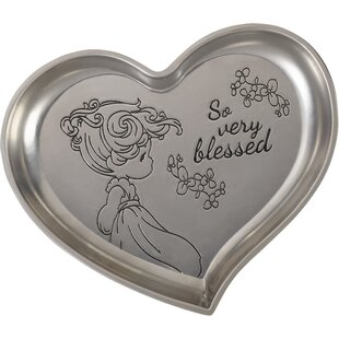 Great choice Very Blessed Heart Jewelry Tray By Precious Moments
