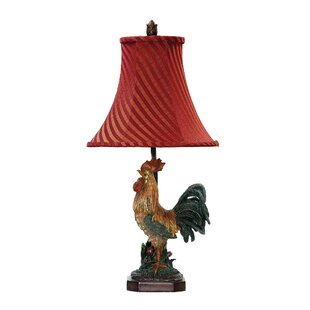 Deals Crowing Rooster 24.25 Table Lamp By Sterling Industries