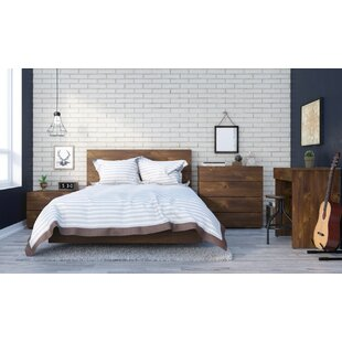 Amare Platform 5 Piece Bedroom Set