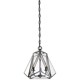 Cindy 3-Light Chandelier by Brayden Studio