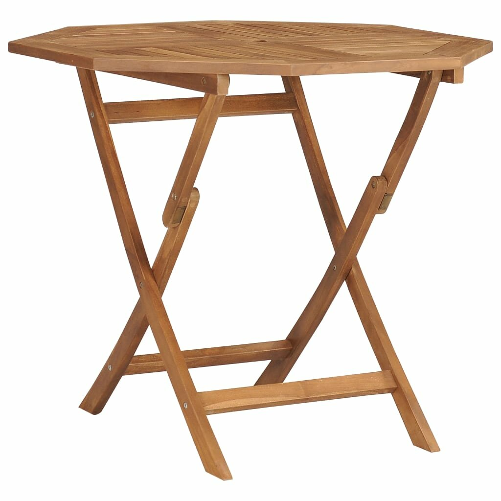 - Dovecove Folding Wooden Garden Table Wayfair