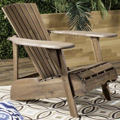 Mopani Wood Adirondack Chair