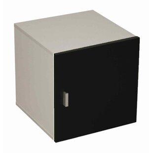 Maestas 1 Door Storage Cabinet