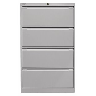 4 Drawer Filing Cabinet By Bisley