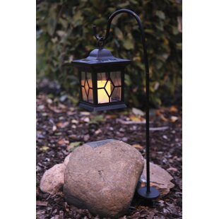 Solar Powered Garden Torch By ClassicLiving