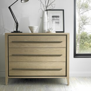 Dipaolo 3 Drawer Chest By Ebern Designs