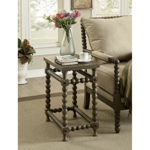 Online Reviews Katelyn End Table by Bay Isle Home