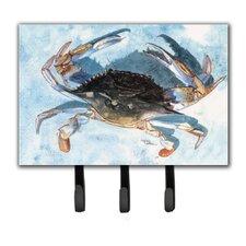 Crab Key Holder by Caroline's Treasures