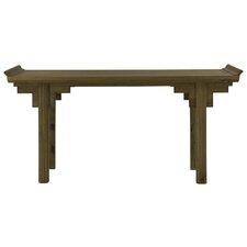 Repro Wall Console Table by Sarreid Ltd