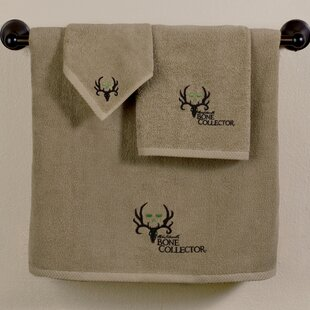 Bath Towel by Bone Collector Herry Up