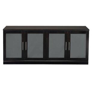 low storage cabinet with doors wayfair rh wayfair com low wood storage cabinets with doors low wood storage cabinets with doors