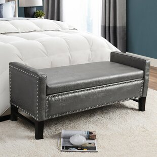 Inspired Home Co. Megallan Storage Bench