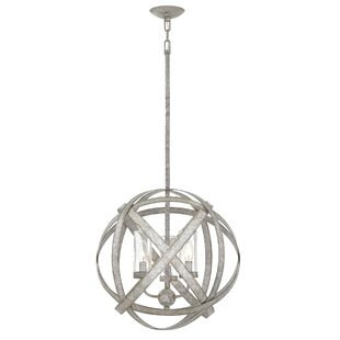 Brayden Studio Proto 3-Light Outdoor Pendant