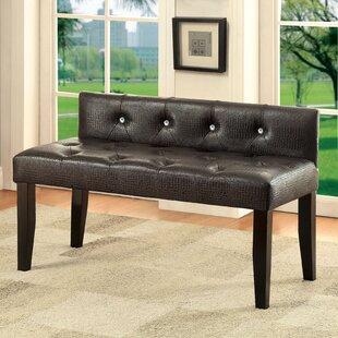 Coderre Upholstered Bench